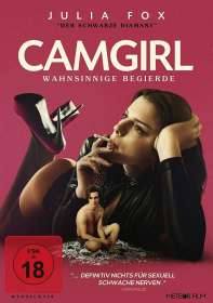 Ben Hozie: Camgirl - Wahnsinnige Begierde, DVD