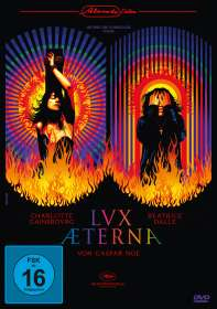 Gaspar Noé: Lux Æterna, DVD
