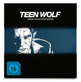 Tim Andrew: Teen Wolf Staffel 1-6 (Komplettbox als Limited Collector's Edition), DVD