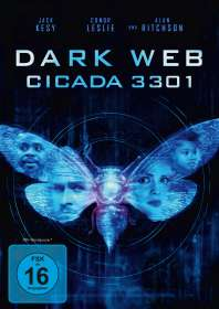 Alan Ritchson: Dark Web: Cicada 3301, DVD