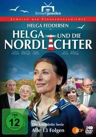 Marcus Scholz: Helga und die Nordlichter (Komplette Serie), DVD