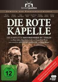 Franz Peter Wirth: Die rote Kapelle, DVD