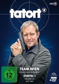 Wolfgang Murnberger: Tatort Wien - Inspektor Eisner ermittelt Staffel 1, DVD