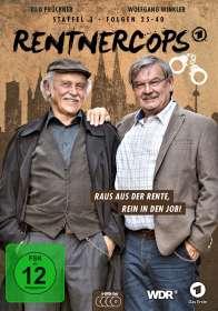 Thomas Durchschlag: Rentnercops Staffel 3, DVD
