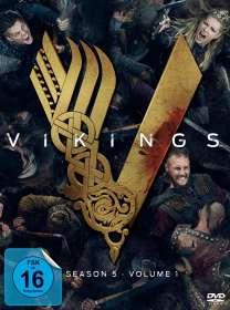 Vikings Season 5 Box 1, DVD