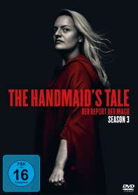 The Handmaid's Tale Season 3, DVD