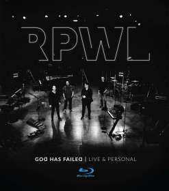 RPWL: God Has Failed - Live & Personal, BR
