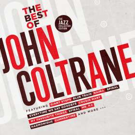 John Coltrane (1926-1967): The Best Of John Coltrane (The-Jazz-Collection-Edition), CD