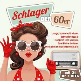 Schlager der 60er, CD