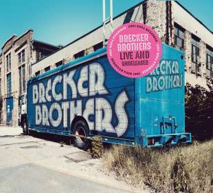 The Brecker Brothers: Live And Unreleased, CD