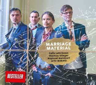 Marriage Material (Jazz): Marriage Material, CD