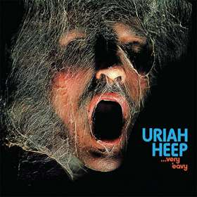 Uriah Heep: Very 'Eavy, Very 'Umble (Deluxe Edition), CD