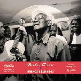 Ibrahim Ferrer: Buenos Hermanos (Special Edition), CD