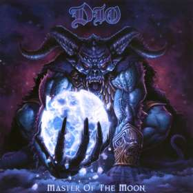 Dio: Master Of The Moon (Deluxe Edition 2019 Remaster), CD
