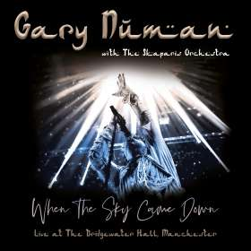 Gary Numan: When The Sky Came Down (Live At The Bridgewater Hall, Manchester), CD