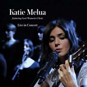 Katie Melua: Live In Concert 2018 (Limited Edition), CD