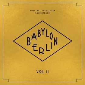 Filmmusik: Babylon Berlin Vol. 2, CD