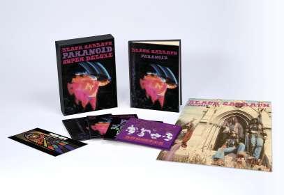 Black Sabbath: Paranoid (50th Anniversary Edition) (Deluxe Box Set), CD