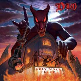 Dio: Holy Diver Live (Deluxe Mediabook), CD