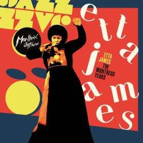 Etta James: Etta James: The Montreux Years, CD