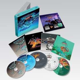 Asia: The Reunion Albums 2007-2012, CD