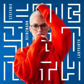 Stefanie Heinzmann: Labyrinth, CD