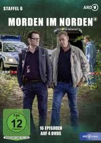 Michi Riebl: Morden im Norden Staffel 6, DVD