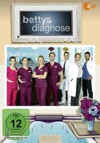 Andre Siebert: Bettys Diagnose Staffel 6, DVD