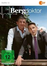 Florian Kern: Der Bergdoktor Staffel 13 (2019), DVD