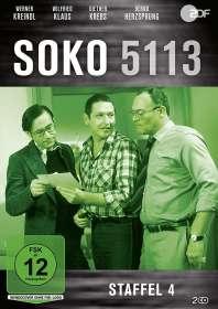 Ulrich Stark: SOKO 5113 Staffel 4, DVD