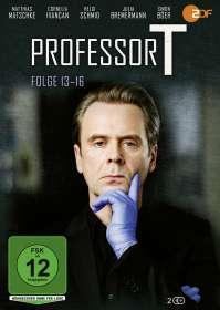 Thomas Jahn: Professor T. Folge 13-16, DVD
