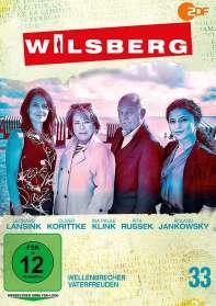 Sven Nagel: Wilsberg DVD 33: Wellenbrecher / Vaterfreuden, DVD