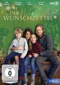 Marc Rensing: Der Wunschzettel, DVD