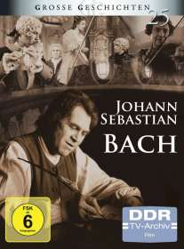 Lothar Bellag: Johann Sebastian Bach (1984), DVD