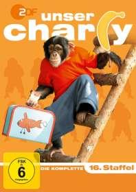 Unser Charly Staffel 16 (finale Staffel), DVD