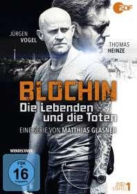 Matthias Glasner: Blochin - Die Lebenden und die Toten Staffel 1, DVD