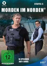 Marcus Weiler: Morden im Norden Staffel 5, DVD
