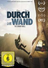 Peter Mortimer: Durch die Wand - The Dawn Wall, DVD