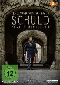 Nils Willbrandt: Schuld Staffel 3, DVD