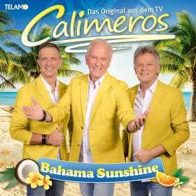 Calimeros: Bahama Sunshine, CD