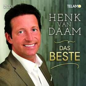 Henk Van Daam: Das Beste, CD
