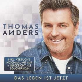 Thomas Anders: Das Leben ist jetzt, CD