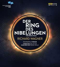 Richard Wagner (1813-1883): Der Ring des Nibelungen, DVD