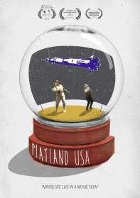 Benjamin Schindler: Playland USA (OmU), DVD