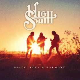 High South: Peace, Love & Harmony, CD