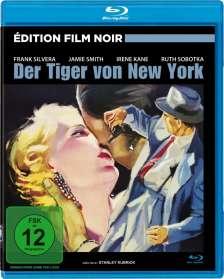 Stanley Kubrick: Der Tiger von New York (Blu-ray), BR