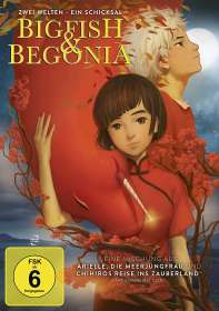 Zhang Chun: Big Fish & Begonia, DVD