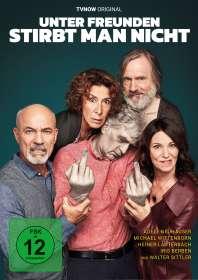 Felix Stienz: Unter Freunden stirbt man nicht, DVD