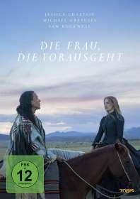 Susanna White: Die Frau, die voraus geht, DVD