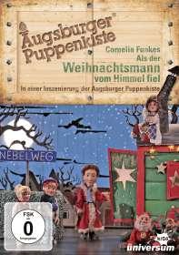 Martin Stefaniak: Augsburger Puppenkiste: Als der Weihnachtsmann vom Himmel fiel, DVD